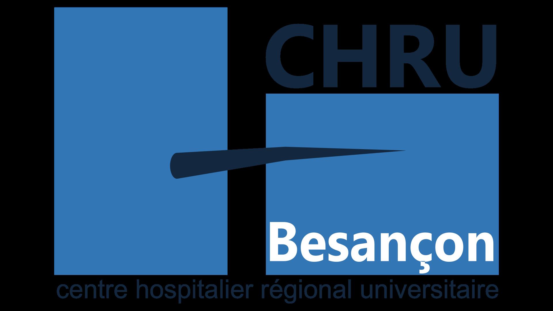 Logo CHRU Besançon